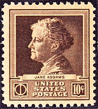Jane Addams 1940 Issue-10c