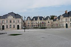 Prefecture building of the Vienne department