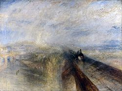 Rain, Steam and Speed - The Great Western Railway, painted in 1844