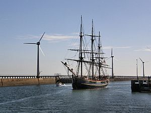 Wind Power Old and New - geograph.org.uk - 545791
