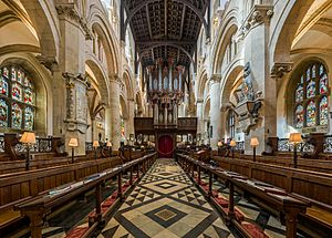 Christ Church Cathedral Interior 1, Oxford, UK - Diliff
