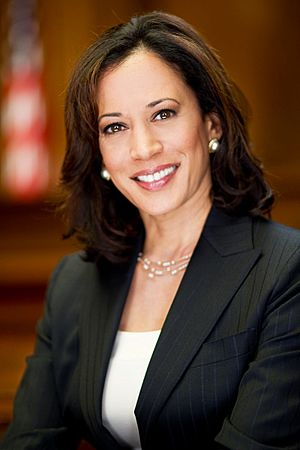 Kamala Harris Official Attorney General Photo
