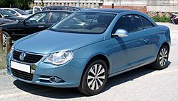 VW Eos front 20080515
