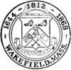 Official seal of Wakefield, Massachusetts