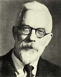 Biologist and statistician Ronald Fisher