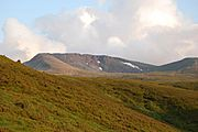 Cairngorm mountains - geograph.org.uk - 1512462