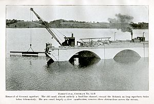 Dismantling the Crescent Aqueduct