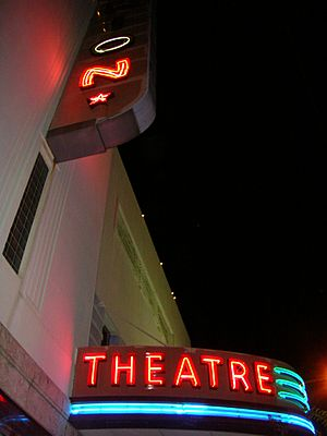 Marion theater Florida