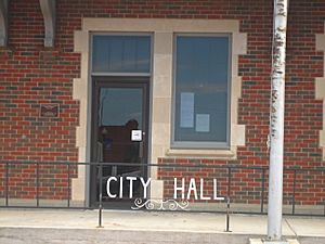 Panhandle, Texas, City Hall IMG 0646