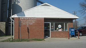 Post office in Elizabethtown, Indiana