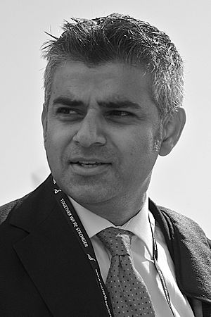 Sadiq Khan, September 2009 cropped