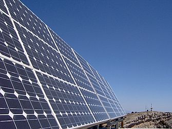 Solar power in Spain Facts for Kids