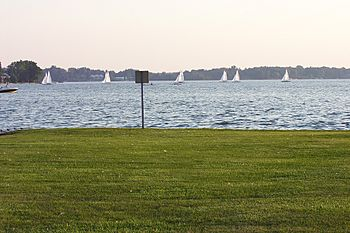 Cass Lake (Michigan) boats Wednesdays (514873849)