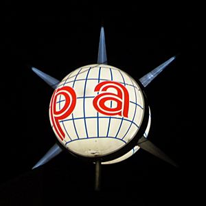 Doowop neon Pan Am