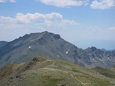 Mount Harvard (Colorado) - 2006-07-16