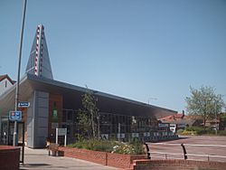 Retford bus station
