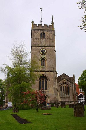 St James Church in Devizes (geograph 1845710)