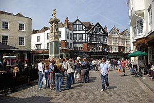 The Buttermarket, Canterbury - geograph.org.uk - 825195