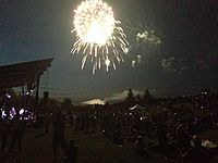 4th of July 2015 in Acton