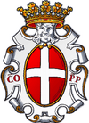 Coat of arms of Pavia