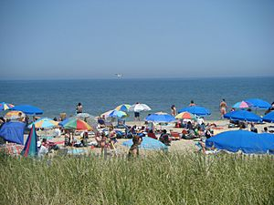 Rehoboth Beach at Delaware Avenue