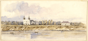 St. Boniface, Red River Settlement