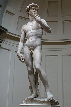 'David' by Michelangelo JBU05