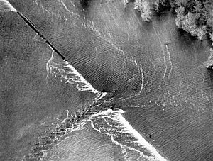 1927 Mississippi Flood Levee Breach