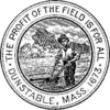 Official seal of Dunstable, Massachusetts