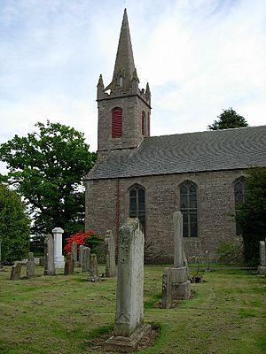 Liff Church - geograph.org.uk - 21401