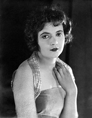 Lois Wilson (actress) by Edwin Bower Hesser