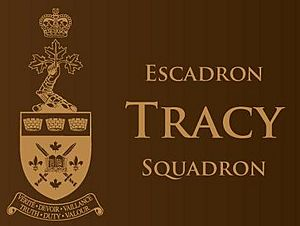 Tracy Squadron Royal Military College Saint-Jean