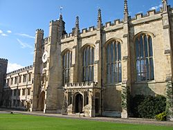 Trinity College Chapel, Cambridge