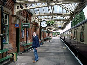Loughborough Great Central Station - geograph.org.uk - 1148657