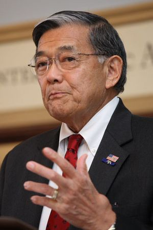 Norman Mineta (cropped)