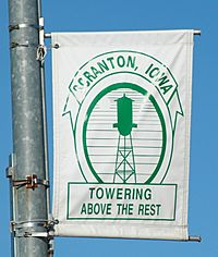 Scranton Iowa 20080118 City Banner