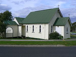 St. James Anglican Church Yallourn North