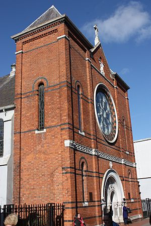 St Mary's Church, Belfast, February 2011 (01).JPG