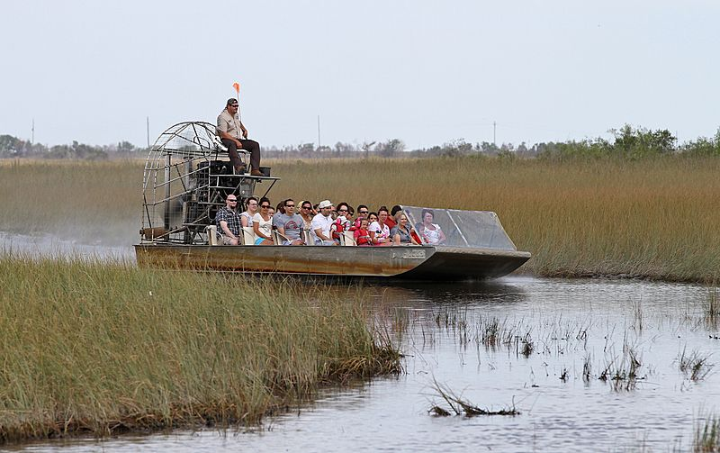 Airboating 1, Everglades, FL, jjron 31.03.2012