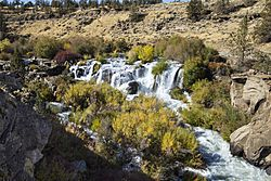 Cline Falls, Deschutes River, Oregon