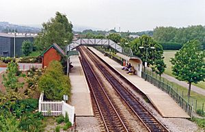 Cwmbran station geograph-3859536-by-Ben-Brooksbank