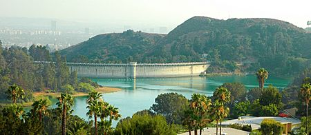 Lake Hollywood Reservoir by clinton steeds