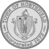 Official seal of Northfield, Massachusetts