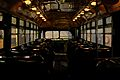 Rosa Parks Old GM Bus serial number 1132 interior No 2857