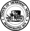 Official seal of Merrimac, Massachusetts