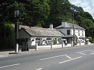 The Norway Inn at Perranarworthal - geograph.org.uk - 846070