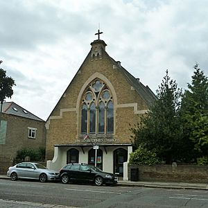 Geograph-4124244-by-Robin-Webster United Reformed Church Hampton Hill.jpg