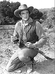 James Arness Gunsmoke 1956