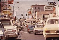 Seaside, Oregon 1972