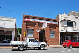West Wyalong Elders Office